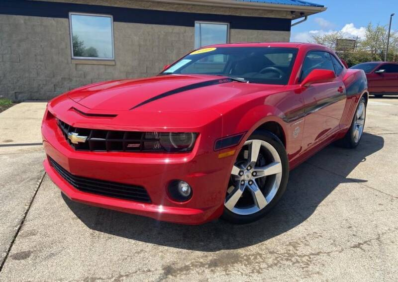 2010 Chevrolet Camaro for sale at Auto House of Bloomington in Bloomington IL