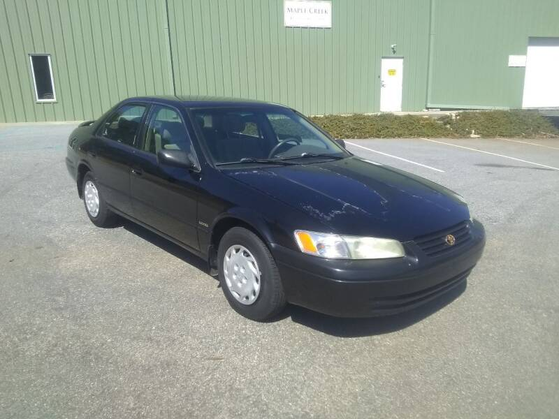 1999 Toyota Camry for sale at Wheels To Go Auto Sales in Greenville SC