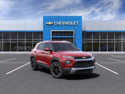 2021 Chevrolet TrailBlazer for sale at Sands Chevrolet in Surprise AZ