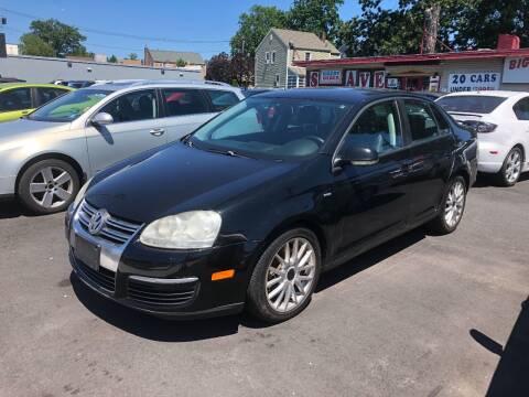 2008 Volkswagen Jetta for sale at BIG C MOTORS in Linden NJ