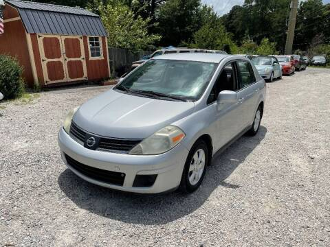 2007 Nissan Versa for sale at Deme Motors in Raleigh NC