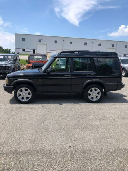 2004 Land Rover Discovery for sale at Platinum Motor Sports in La Grange KY