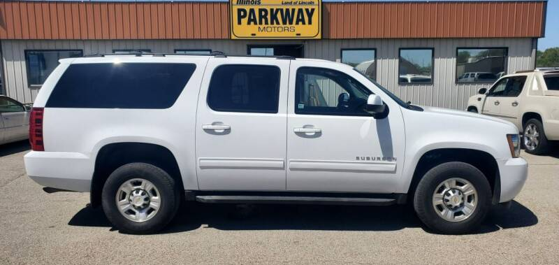 2011 Chevrolet Suburban for sale at Parkway Motors in Springfield IL