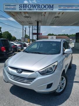 2014 Hyundai Tucson for sale at Showroom Auto Sales of Charleston in Charleston SC