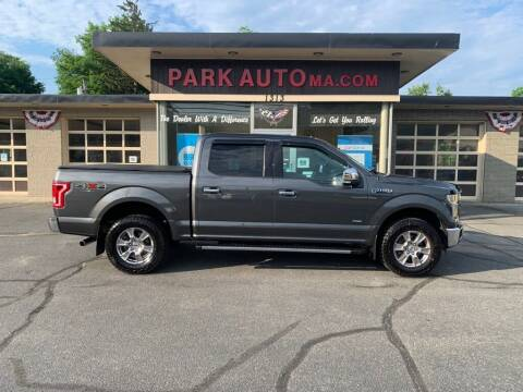 2016 Ford F-150 for sale at Park Auto LLC in Palmer MA