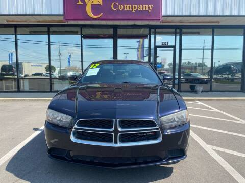 2012 Dodge Charger for sale at Washington Motor Company in Washington NC