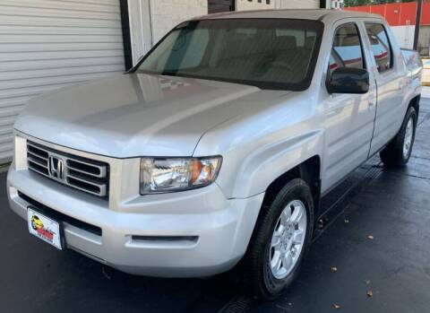 2006 Honda Ridgeline for sale at Tiny Mite Auto Sales in Ocean Springs MS