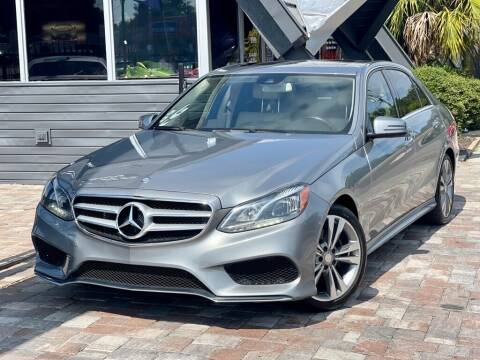 2014 Mercedes-Benz E-Class for sale at Unique Motors of Tampa in Tampa FL