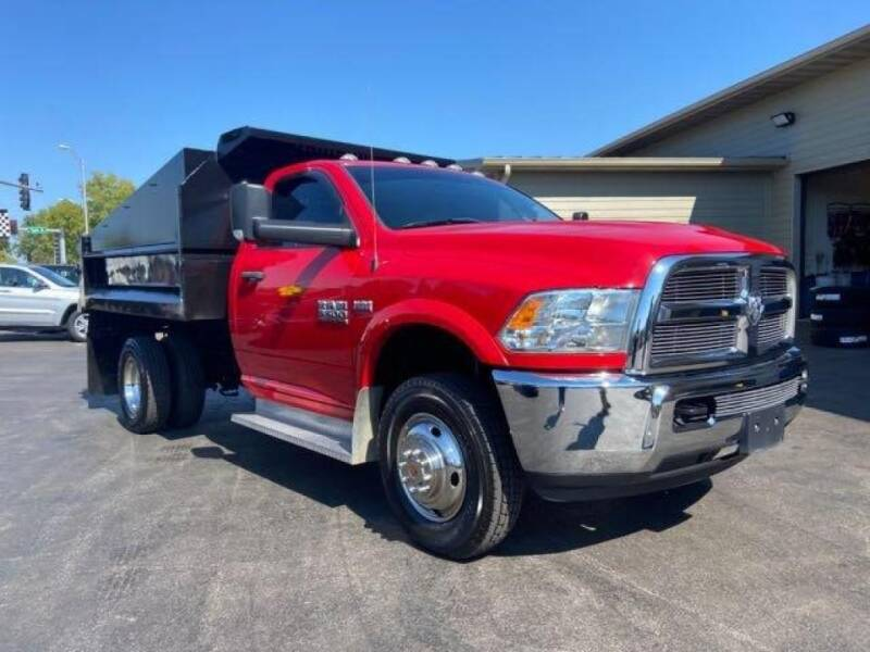 2018 RAM Ram Chassis 3500 for sale in Channahon, IL