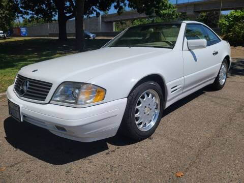 1998 Mercedes-Benz SL-Class for sale at EXECUTIVE AUTOSPORT in Portland OR