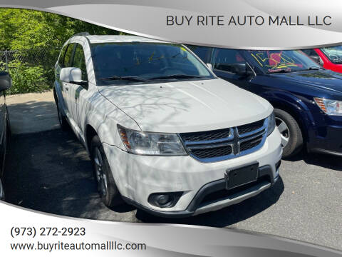 2012 Dodge Journey for sale at BUY RITE AUTO MALL LLC in Garfield NJ