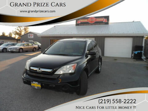 2009 Honda CR-V for sale at Grand Prize Cars in Cedar Lake IN