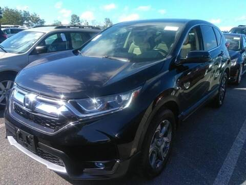 2017 Honda CR-V for sale at L & S AUTO BROKERS in Fredericksburg VA