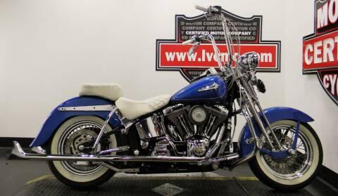 2001 Harley-Davidson Heritage Springer for sale at Certified Motor Company in Las Vegas NV