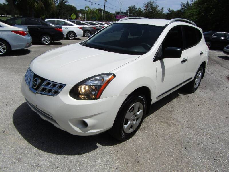 2015 Nissan Rogue Select for sale at S & T Motors in Hernando FL