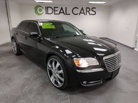 2014 Chrysler 300 for sale at Ideal Cars in Mesa AZ