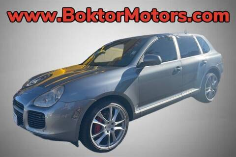 2004 Porsche Cayenne for sale at Boktor Motors in North Hollywood CA