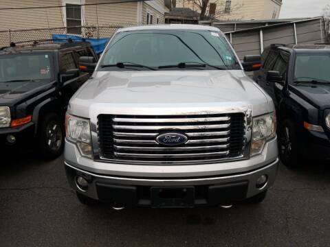 2012 Ford F-150 for sale at Motor City in Roxbury MA