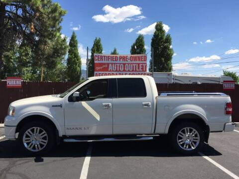 2007 Lincoln Mark LT for sale at Flagstaff Auto Outlet in Flagstaff AZ