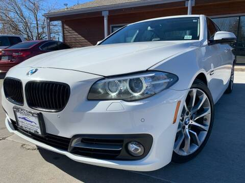 2016 BMW 5 Series for sale at Global Automotive Imports of Denver in Denver CO