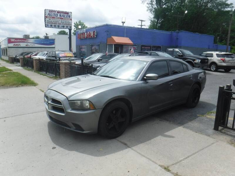 2011 Dodge Charger for sale at City Motors Auto Sale LLC in Redford MI