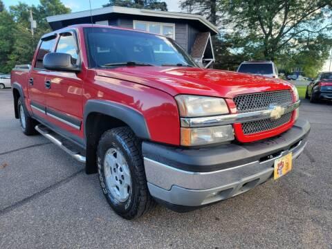 2005 Chevrolet Silverado 1500 for sale at Shores Auto in Lakeland Shores MN