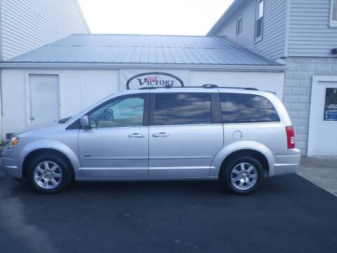2008 Chrysler Town and Country for sale at VICTORY AUTO in Lewistown PA