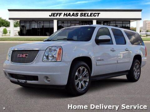 2014 GMC Yukon XL for sale at JEFF HAAS MAZDA in Houston TX