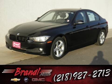 2015 BMW 3 Series for sale at Brandl GM in Aitkin MN