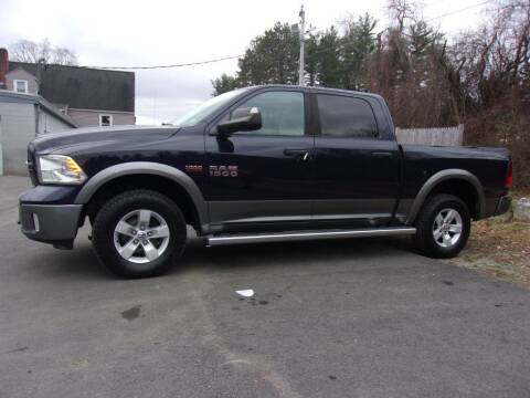 2013 RAM Ram Pickup 1500 for sale at Mark's Discount Truck & Auto Sales in Londonderry NH