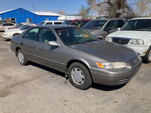 1999 Toyota Camry for sale at AFFORDABLY PRICED CARS LLC in Mountain Home ID