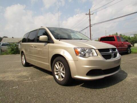 2016 Dodge Grand Caravan for sale at Auto Outlet Of Vineland in Vineland NJ