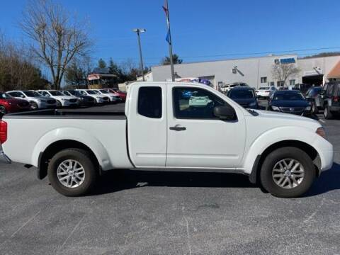 2015 Nissan Frontier for sale at Bill Gatton Used Cars in Johnson City TN