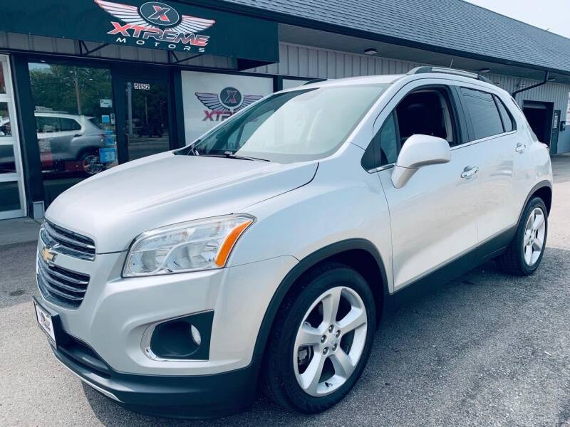 2015 Chevrolet Trax for sale at Xtreme Motors Inc. in Indianapolis IN