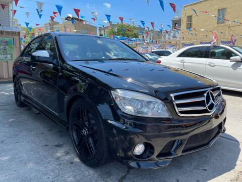 2009 Mercedes-Benz C-Class for sale at Elite Automall Inc in Ridgewood NY
