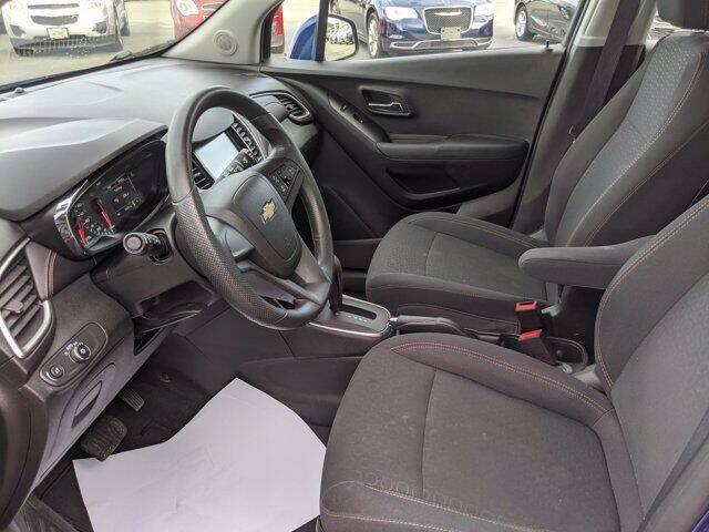 2017 Chevrolet Trax AWD LS 4dr Crossover - Massena NY