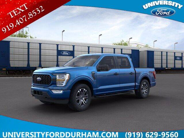 2021 Ford F-150 for sale in Durham, NC