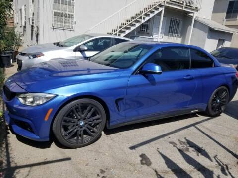 2014 BMW 4 Series for sale at Ournextcar/Ramirez Auto Sales in Downey CA