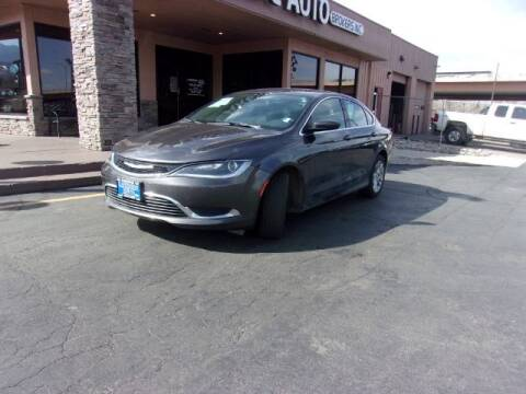 2015 Chrysler 200 for sale at Lakeside Auto Brokers in Colorado Springs CO