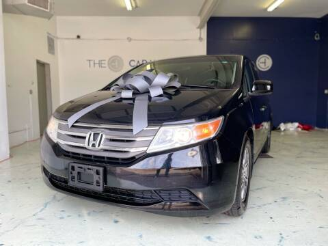 2012 Honda Odyssey for sale at The Car House of Garfield in Garfield NJ