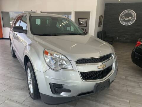 2015 Chevrolet Equinox for sale at Evolution Autos in Whiteland IN