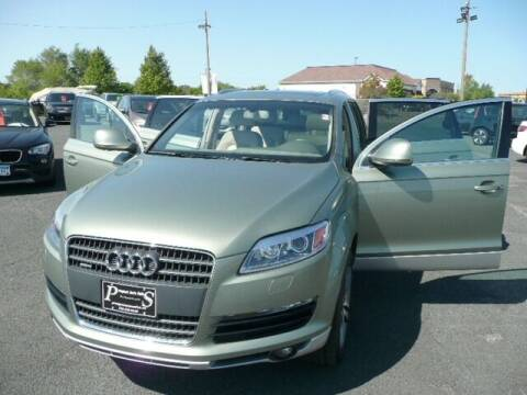 2007 Audi Q7 for sale at Prospect Auto Sales in Osseo MN