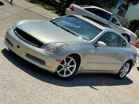 2004 Infiniti G35 for sale at Exclusive Auto Group in Cleveland OH