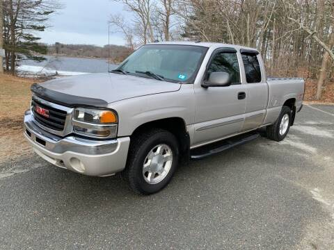 2005 GMC Sierra 1500 for sale at Elite Pre-Owned Auto in Peabody MA
