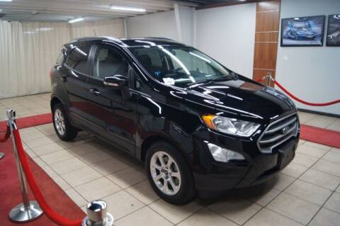 2018 Ford EcoSport for sale at Adams Auto Group Inc. in Charlotte NC