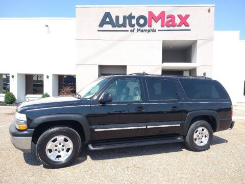 2005 Chevrolet Suburban for sale at AutoMax of Memphis - Darrell James in Memphis TN