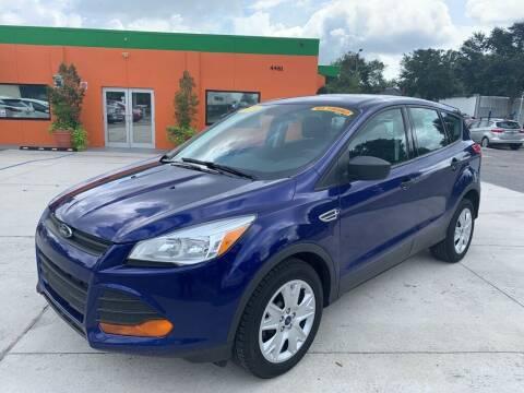 2016 Ford Escape for sale at Galaxy Auto Service, Inc. in Orlando FL