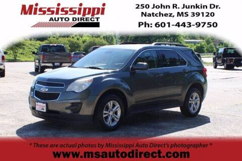 2013 Chevrolet Equinox for sale at Auto Group South - Mississippi Auto Direct in Natchez MS
