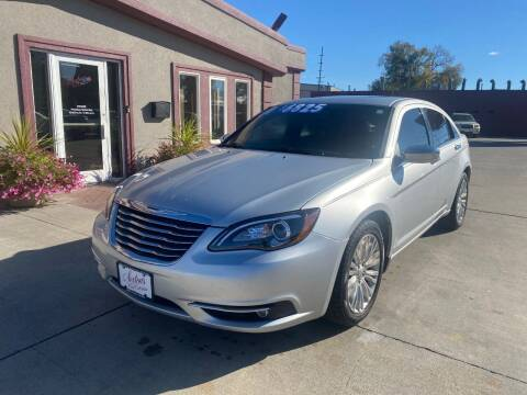2011 Chrysler 200 for sale at Sexton's Car Collection Inc in Idaho Falls ID