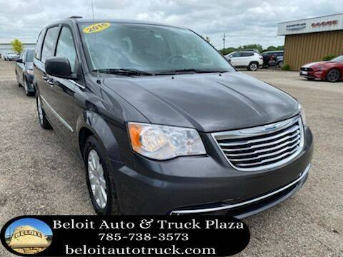 2015 Chrysler Town and Country for sale at BELOIT AUTO & TRUCK PLAZA INC in Beloit KS